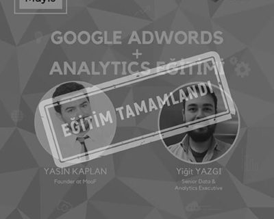 Google AdWords ve Analytics Eğitimi [İstanbul]