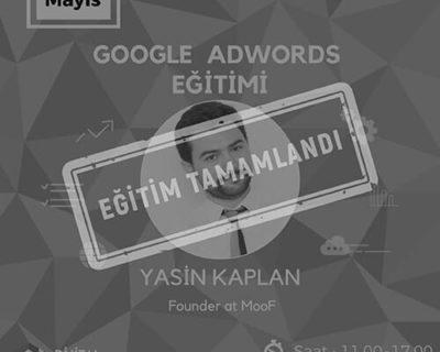 Google AdWords Eğitimi [İstanbul]