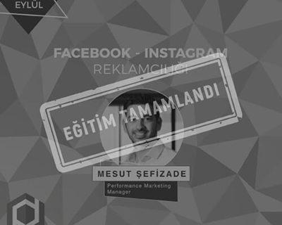 Facebook-Instagram Reklamcılığı Eğitimi [İstanbul] Copy