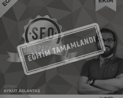 SEO Gold Package [İstanbul]