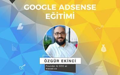 Google AdSense Eğitimi