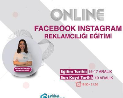 [Online] Facebook-Instagram Reklamcılığı Eğitimi