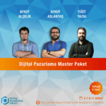 Dijital Pazarlama Master Paket