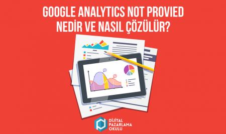 Google Analytics Not Provied Nedir ve Nasıl Çözülür?