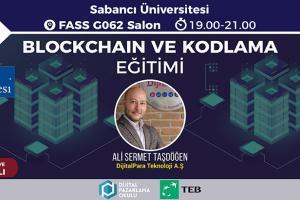 blockchain ve kodlama