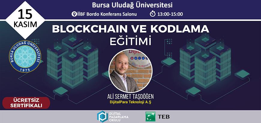 blockchain ve kodlama egitimi