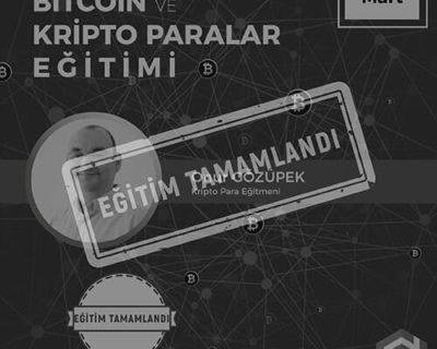 Blockchain ve Dijital Paralar Eğitimi [İstanbul] Copy