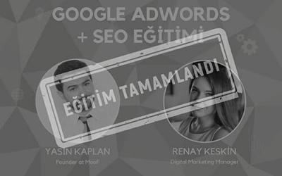 Google AdWords + SEO Eğitimi [İstanbul]