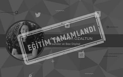 Sosyal Medya İçerik Atölyesi [İstanbul]