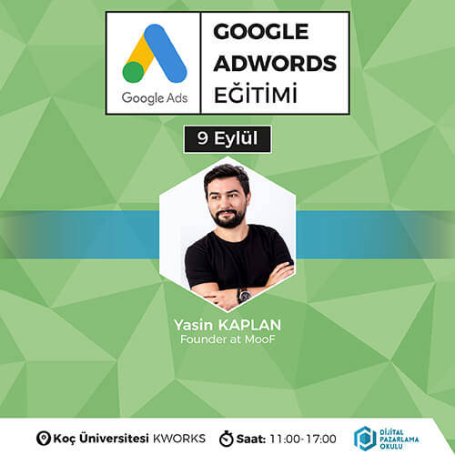 Google AdWords Eğitimi [İzmir]