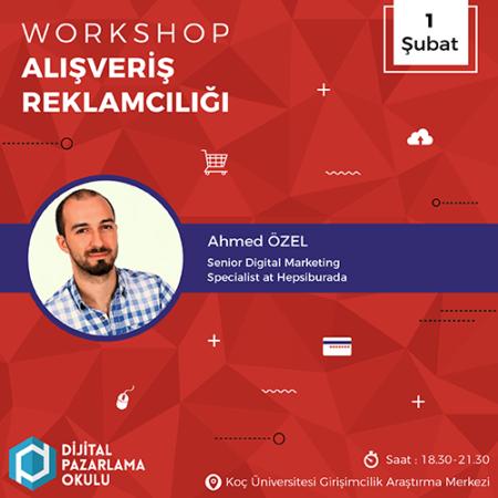 Alışveriş Reklamcılığı (Workshop)
