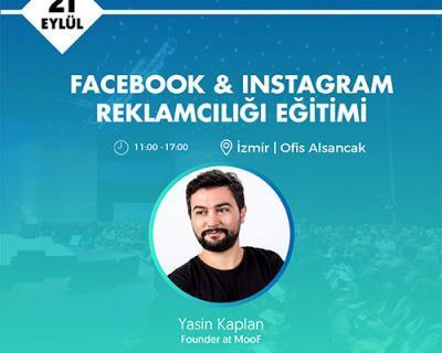 Facebook-Instagram Reklamcılığı Eğitimi [İzmir]