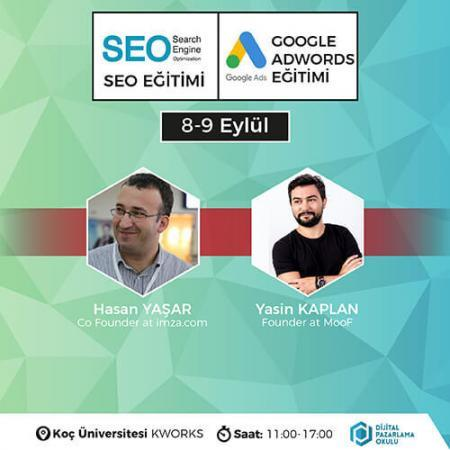 Google AdWords + SEO Eğitimi [İzmir]