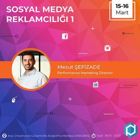 Sosyal Medya Reklamcılığı Eğitimi #1