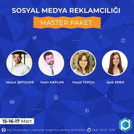 Sosyal Medya Reklamcılığı Master Paket