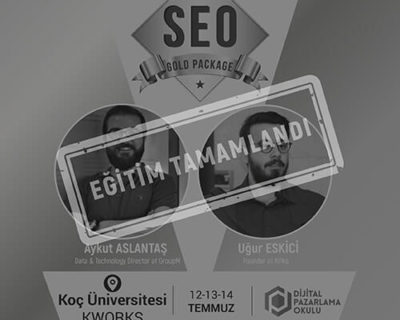 SEO Gold Package [Paket1+Paket2]