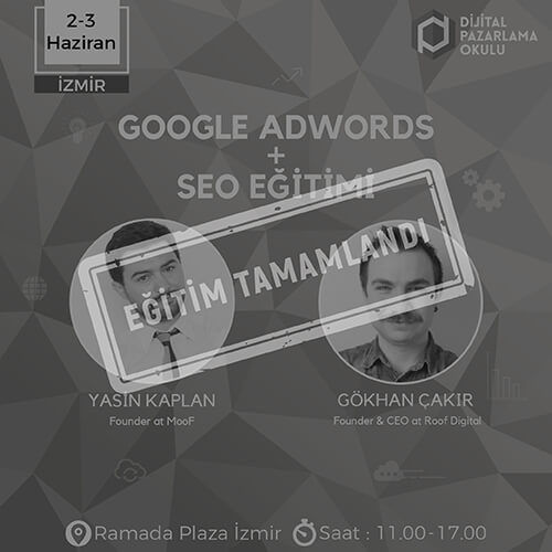 adwords ve seo kursu