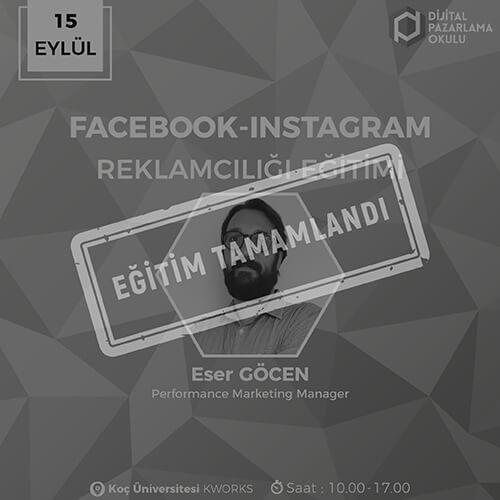 facebook instagram reklamcılık egitim
