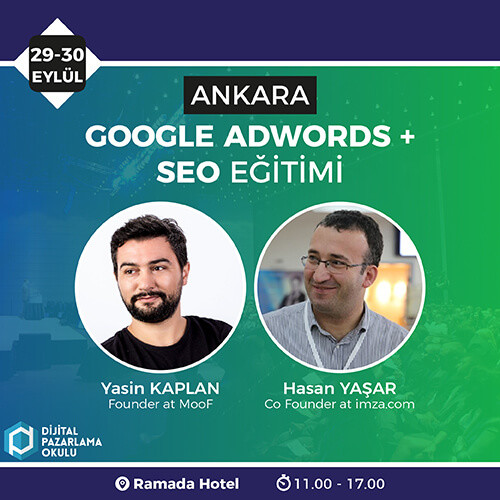 google adwords ve seo egitim