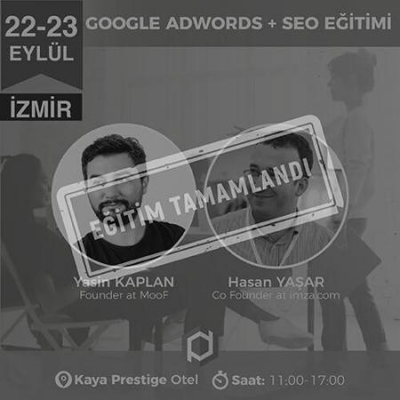 Google Ads Eğitimi & SEO [İzmir] Copy