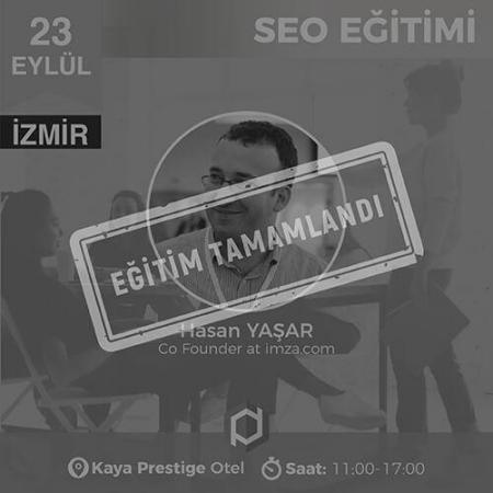 SEO Eğitimi [İzmir] Copy