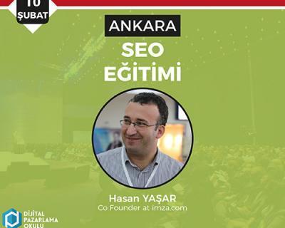 SEO Eğitimi [Ankara]
