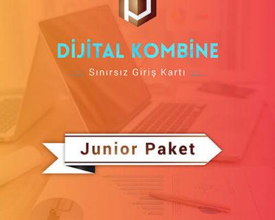Junior Paket [Yıllık Üyelik]