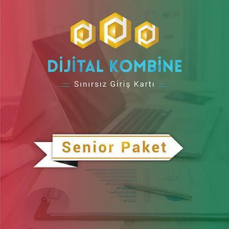 Senior Paket [Yıllık Üyelik]