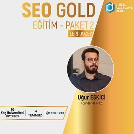 SEO Gold Paket 2 [İleri Düzey]
