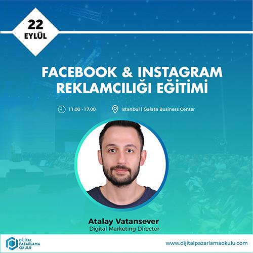 facebook instagram reklamcılığı eğitimi