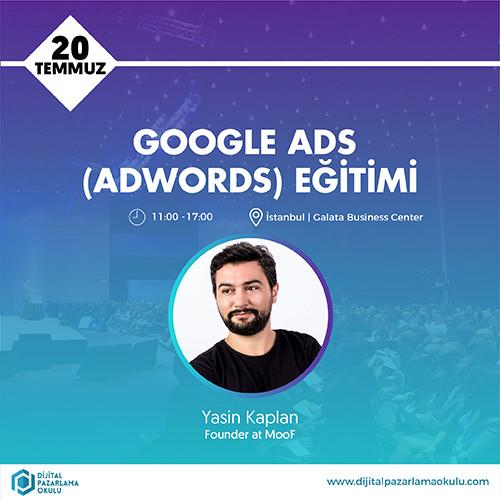 google adwords eğitimi istanbul