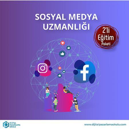 Sosyal Medya Uzmanlığı Eğitimi