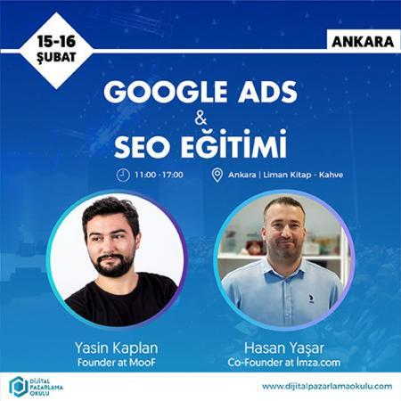 Google Ads & SEO Eğitimi [Ankara]