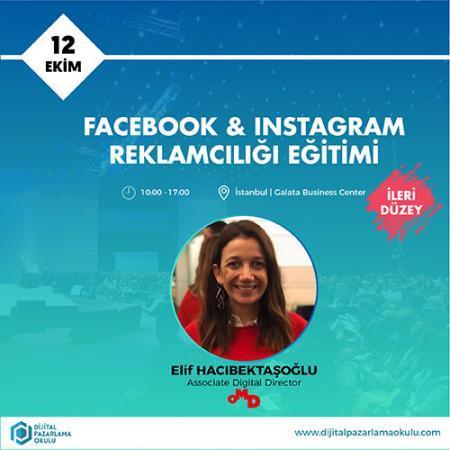 İleri Düzey Facebook & Instagram Reklamcılığı