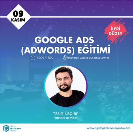 İleri Düzey Google Ads Eğitimi