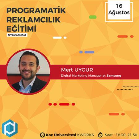 Programatik Reklamcılık Eğitimi