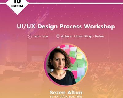 UI / UX Eğitimi [Ankara]
