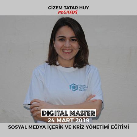 Sosyal Medya İçerik & Kriz Yönetimi Eğitimi