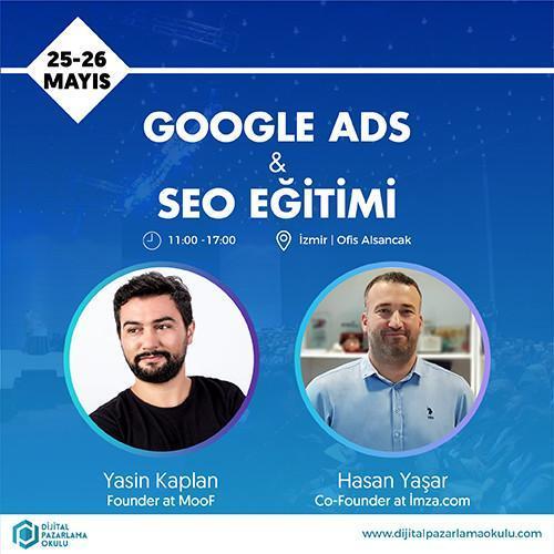 SEO & Google Ads Eğitimi [İzmir]
