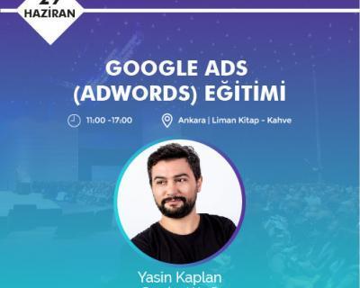Google Ads Eğitimi [Ankara]