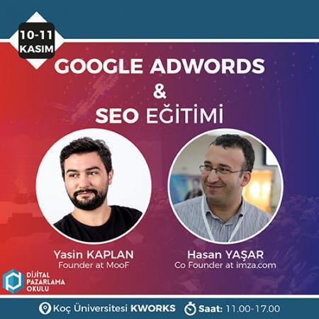 Google Ads & SEO Eğitimi