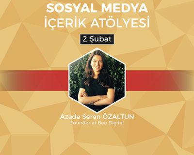 Sosyal Medya İçerik Atölyesi [Ankara]