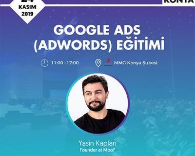 Google AdWords Eğitimi [Konya]