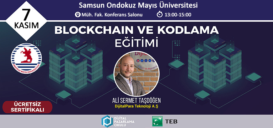 blockchain egitim