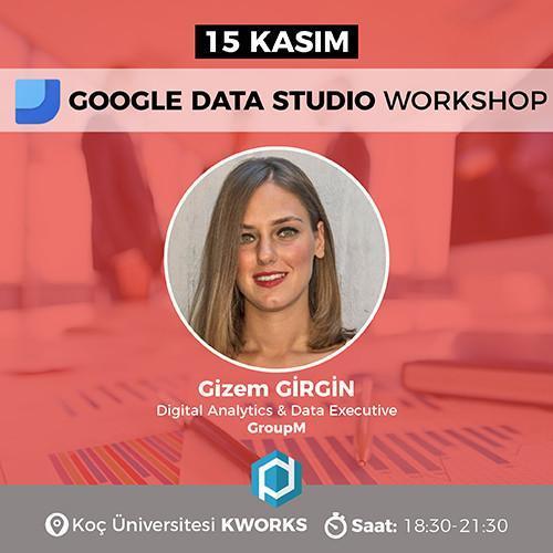 Google Data Studio Workshop