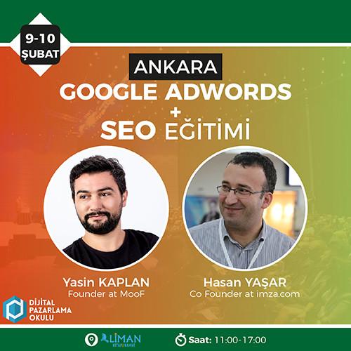 google adwords ve seo egitimi