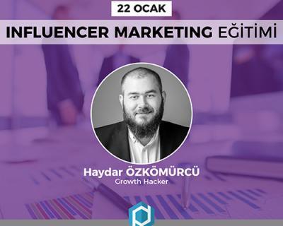 Influencer Marketing Eğitimi