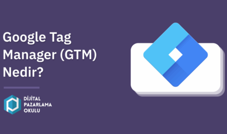 Google Tag Manager (GTM) Nedir?