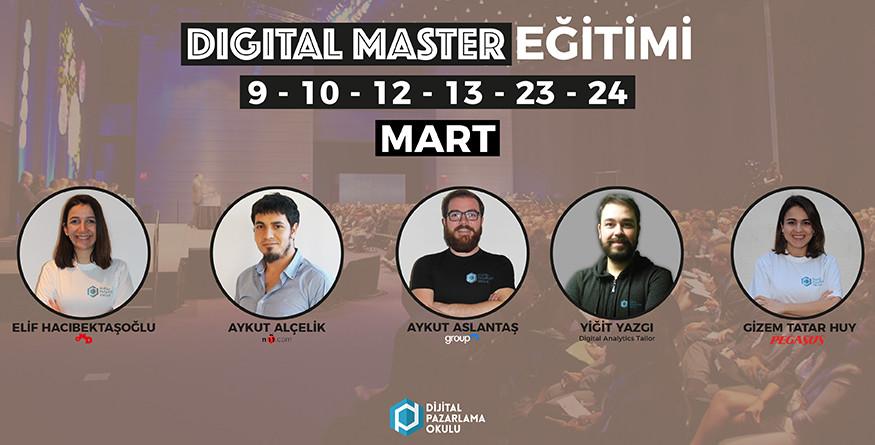 digital master egitimi