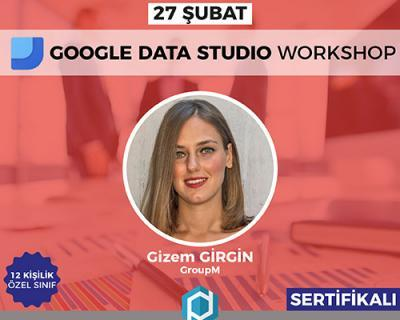 Google Data Studio Workshop
